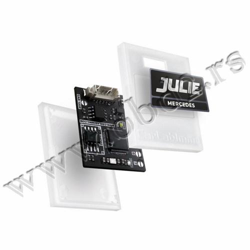 Julie Emulator – Mercedes
