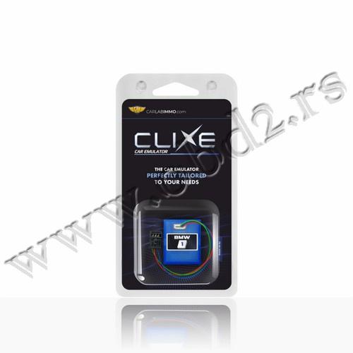 CarLabImmo Clixe Airbag (senzor zauzeća sedišta) EMULATOR – BMW