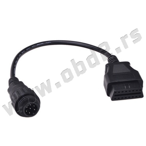 Knorr i Wabco 7pin adapter