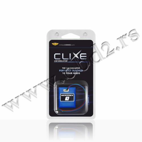 Clixe Airbag (senzor zauzeća sedišta) EMULATOR – MERCEDES