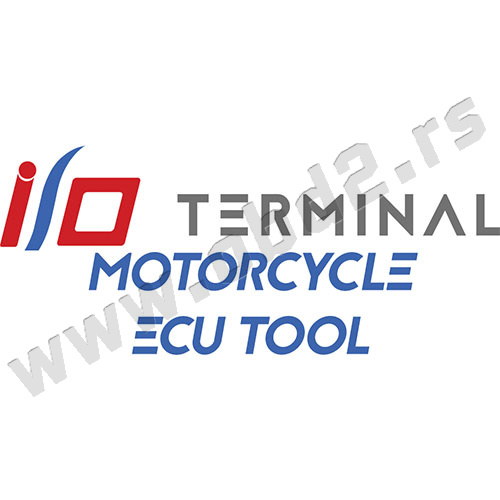 I/O TERMINAL – Motorcycle ecu tool