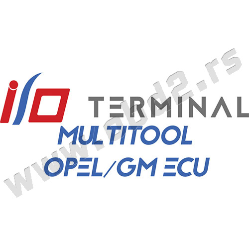 I/O TERMINAL – Multitool – Opel/GM ECU