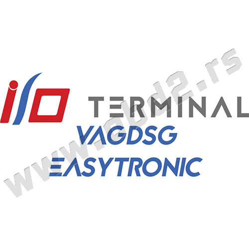 I/O TERMINAL – VAGdsg + Easytronic