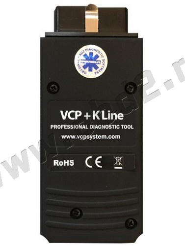 VCP CAN PROFESSIONAL + K line