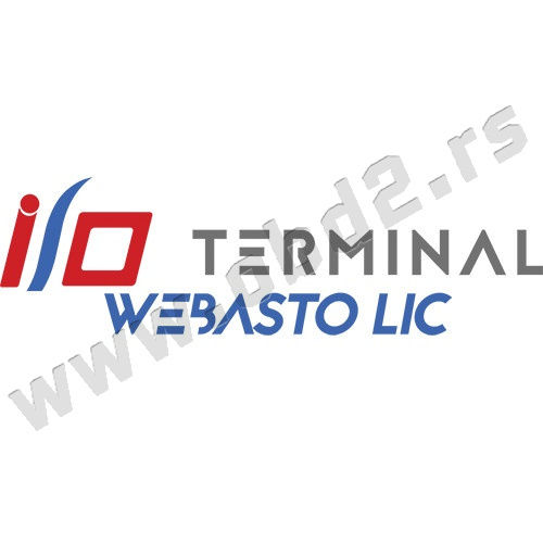 I/O TERMINAL WEBASTO LIC