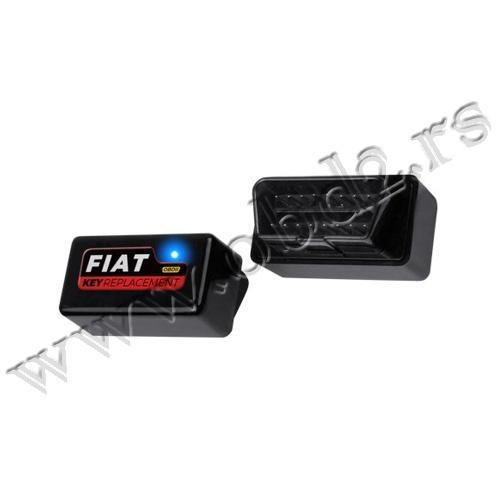 FIAT – key backup