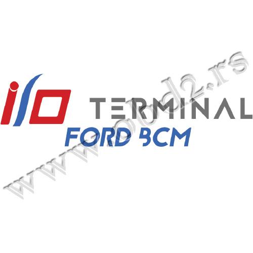 I/O TERMINAL – Ford BCM