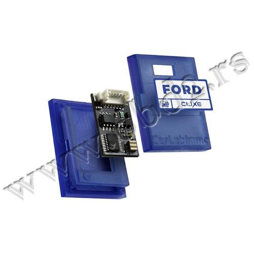 CLIXE Immo emulator Ford