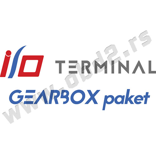 I/O TERMINAL – gearbox pack