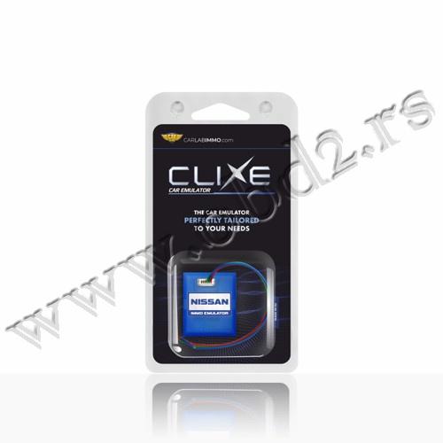 CLIXE Immo emulator Nissan