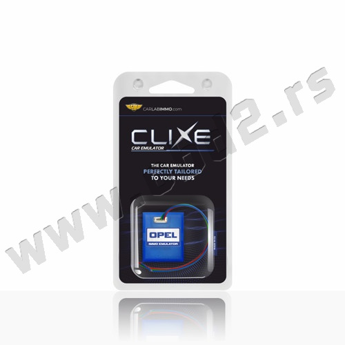 CLIXE Immo emulator Opel