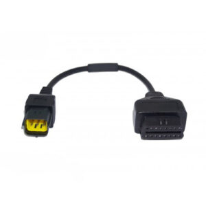 Husqvarna 6 pina OBD2 Adapter (TUNE ECU, iBeat)