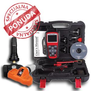 TPMS PROMO – 50 MX Senzora + MAXITPMS TS508