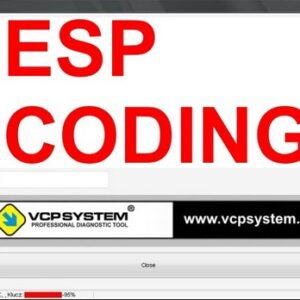 ESP CODING – OPTION FOR VCP AND VCP+K