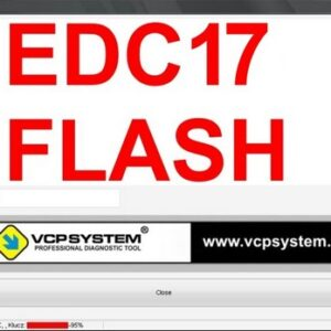 EDC 17 Flashing