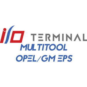 I/O TERMINAL – Multitool – Opel/GM EPS