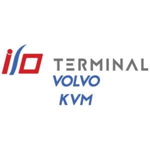 I/O Terminal Volvo KVM