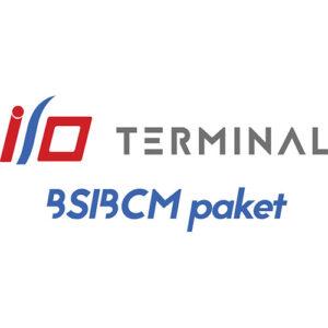 I/O TERMINAL – BSIBCM paket
