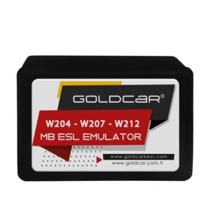 MB W204 W207 W212 ESL Emulator