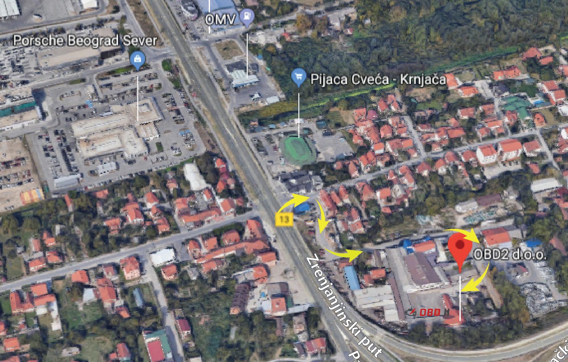 OBD2 d.o.o. Beograd